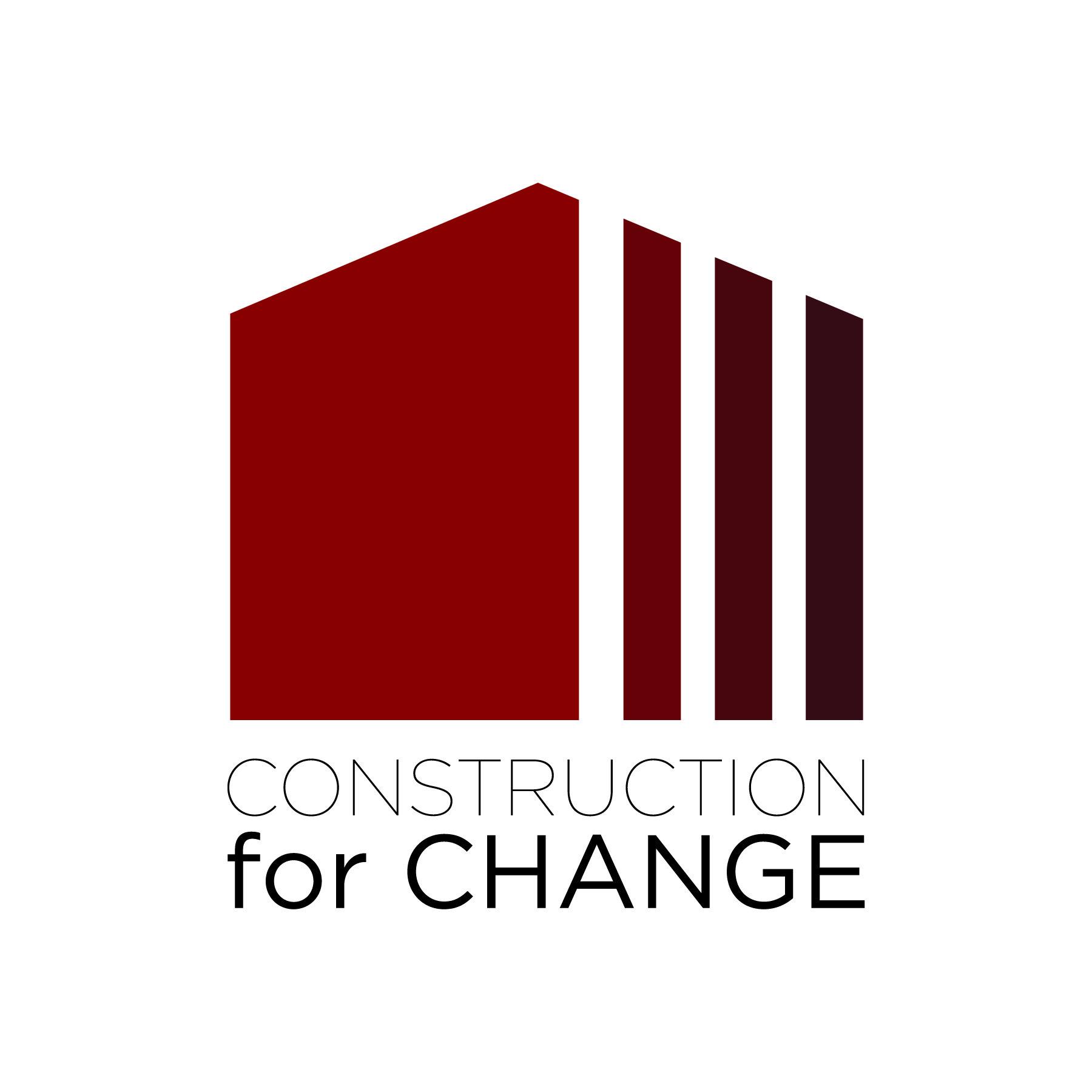 Construction for Change- Logo